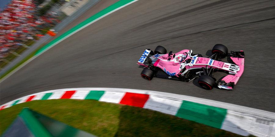 «Формула-1» продлила контракт на проведение Гран-при Италии на пять лет