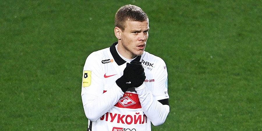 Роман Павлюченко: «Кокорин в «Спартаке» не в свою команду попал. Вернуть его в «Зенит» — будет забивать»