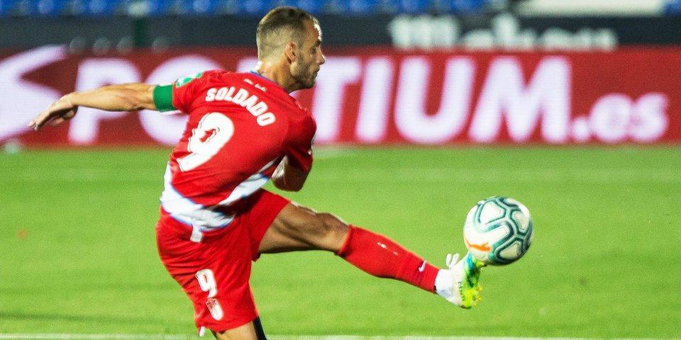 Сольдадо стал игроком «Леванте»