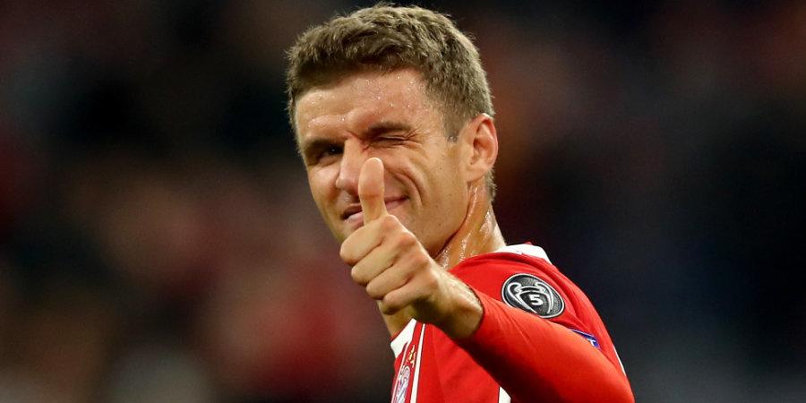 «Бавария» разгромила клуб 5-го дивизиона в Кубке Германии
