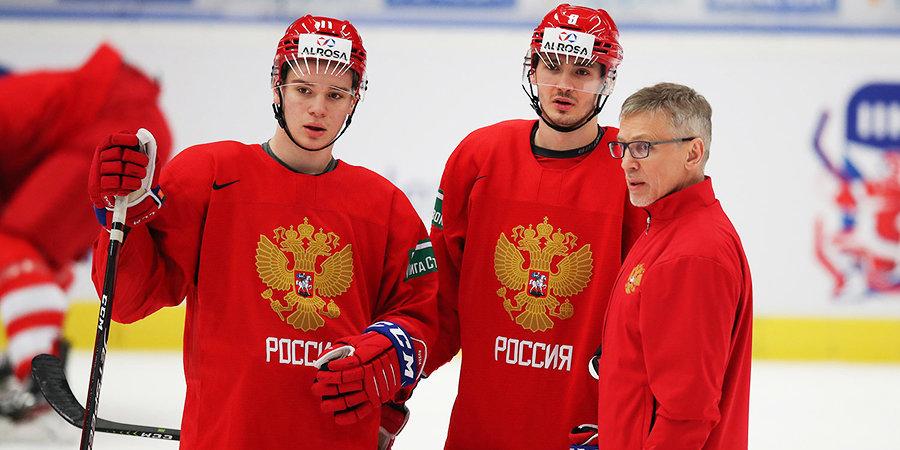 Вячеслав Быков: «Такой человек, как Ларионов, в советах не нуждается»