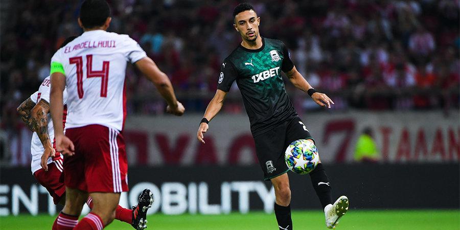 Два футболиста «Краснодара» зимой могут покинуть клуб