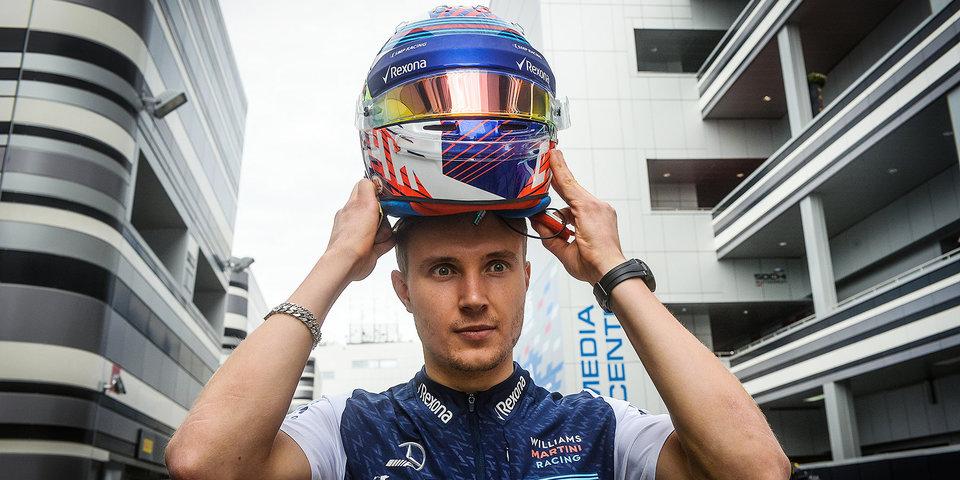 Сергей Сироткин: «Попробуем выйти из первого сегмента квалификации и побороться за очки в гонке»