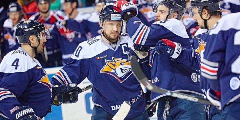 Мозякин восстановился после травмы и готов к новому сезону КХЛ