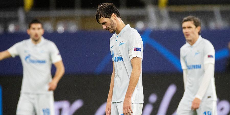 Владимир Быстров: «Зенит» — это не та команда, где результат зависит от двух или трех человек»