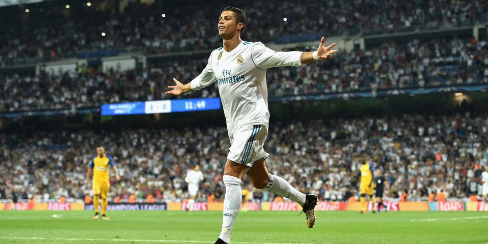 «Реал» предложил Роналду контракт с отступными в 1 миллиард евро