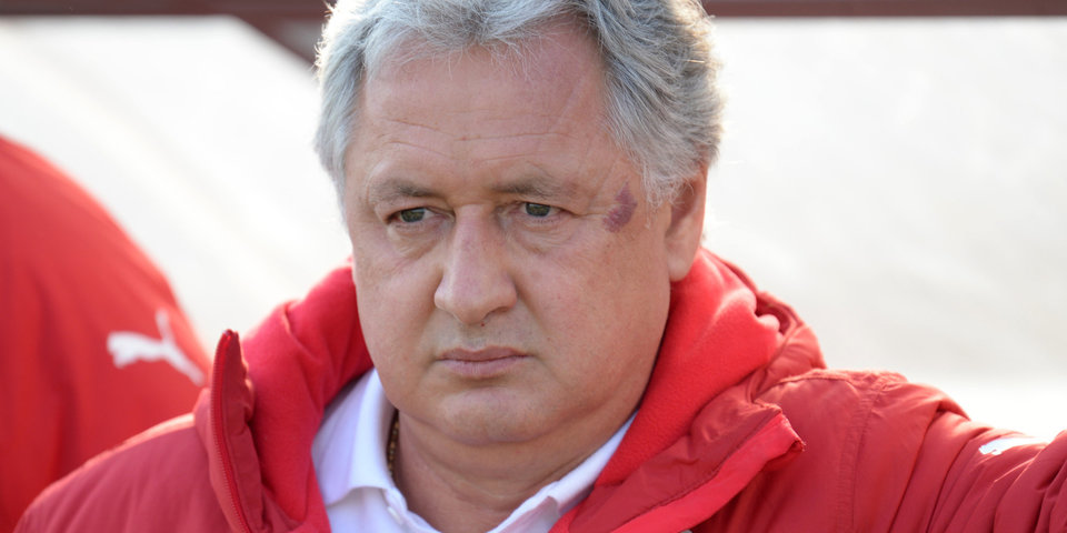 Ринат Билялетдинов: «Спартак» будет мучаться на поле»