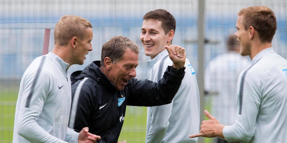 Тренер «Зенита» по физподготовке: «У Кокорина данные идеального футболиста, а Руни больше всех ворчал»