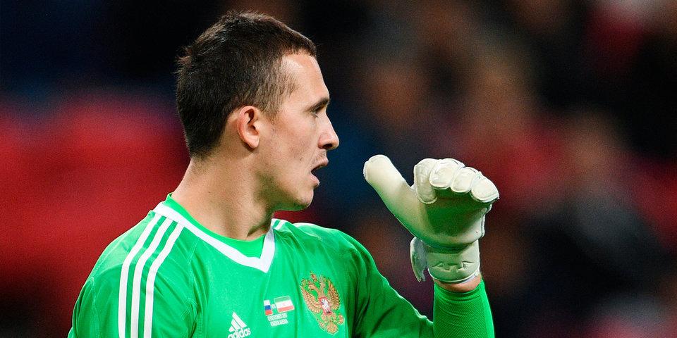 Паредес и Лунев вошли в символическую сборную второго тура Лиги Европы