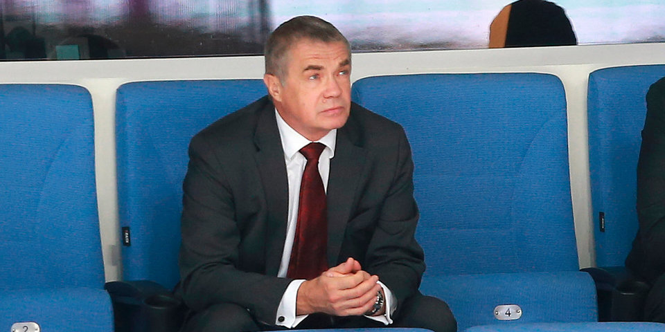 Александр Медведев: «Вариант с проведением финала ЧМ-2023 на «Газпром Арене» пока не рассматривали»
