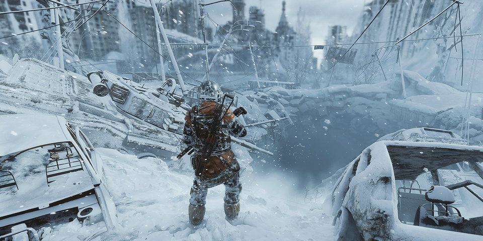 Глуховский работает над сценарием для новой игры Metro