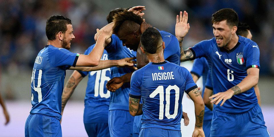 Вице-премьер Италии предложил ввести лимит на легионеров в чемпионате страны