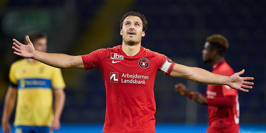 Капитан «Мидтьюлланда»: «В Дании у футболистов есть минимальная зарплата — где-то 2-2,5 тысячи евро в месяц»