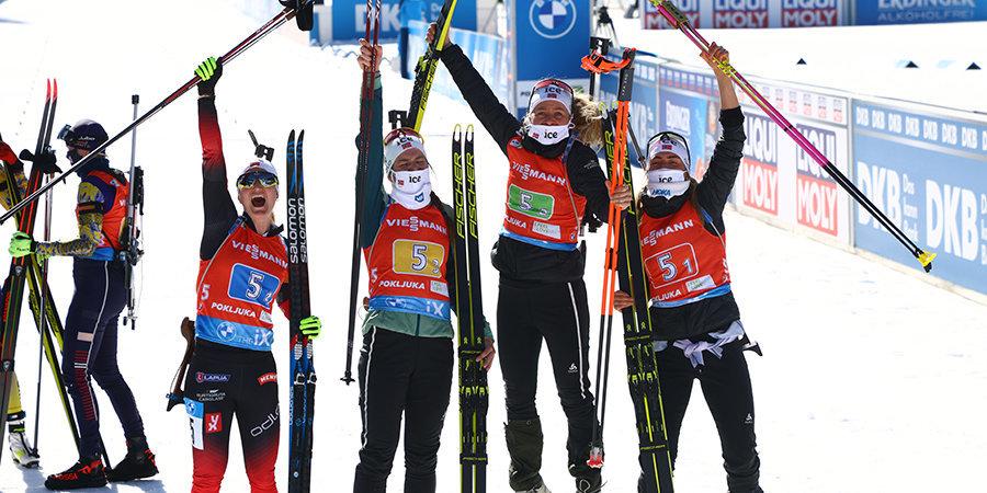 У норвежских биатлонистов появилась ветровая машина для воссоздания условий Олимпиады-2022