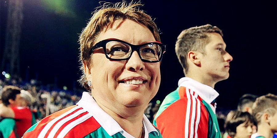 «Побольше бы нам таких руководителей!» Какой след оставила в российском футболе Ольга Смородская?