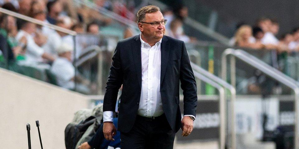 Главный тренер «Легии» поделился эмоциями от встречи с Черчесовым