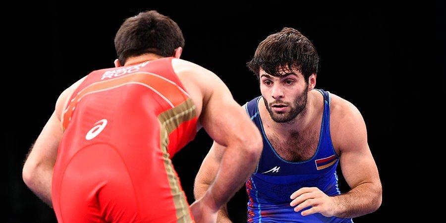 Рашидов вышел в полуфинал Олимпиады по вольной борьбе