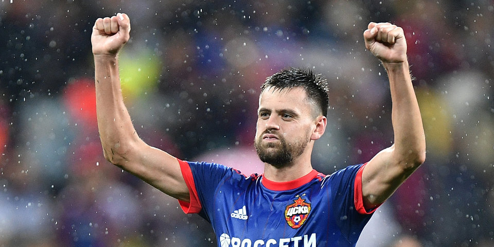 «У ЦСКА теперь новый бомбардир!» Щенников — просто король