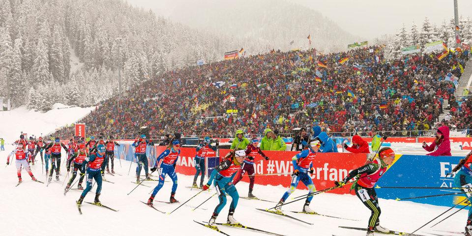 Чемпионат Европы по биатлону на «Матче» прокомментирует Леонид Народицкий