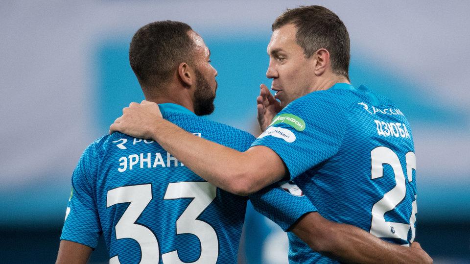 «Зенит» — лидер первого круга по средней посещаемости домашних матчей РПЛ