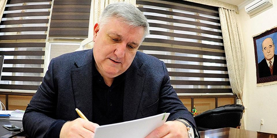 Вице-президент «Анжи»: «Команда бьется, несмотря на негативные обстоятельства»