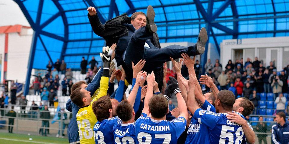 «Балтика» в концовке матча добилась победы над «Оренбургом»