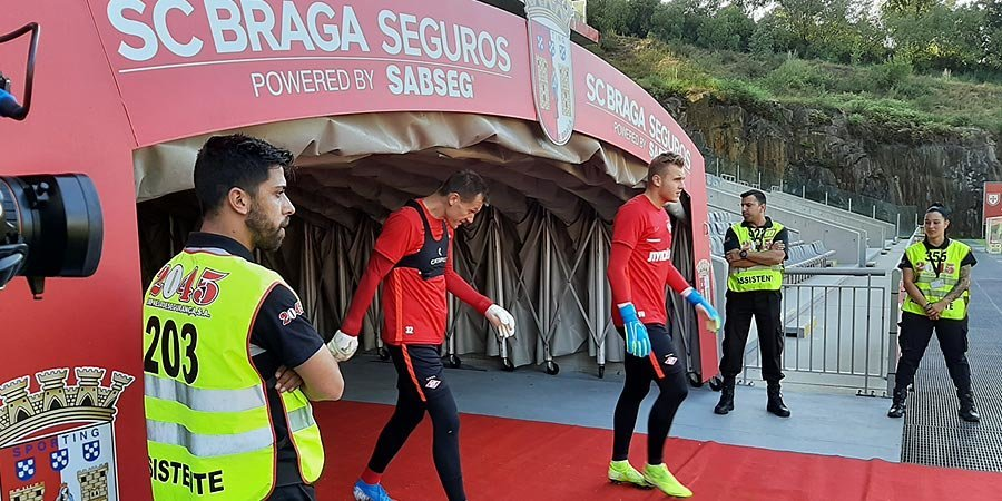 Зе Луиш пропал из гостиницы «Спартака» и обнаружился на стадионе в Браге. За сутки до матча