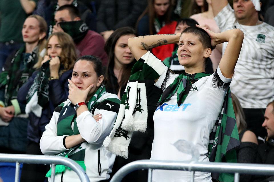 Футболисты только одного клуба РПЛ прошли тестирование РУСАДА в ноябре