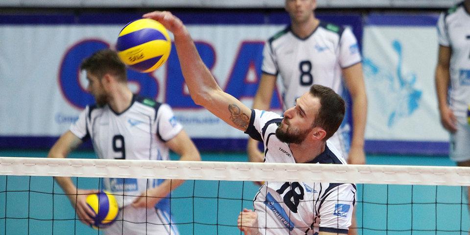 «Зенит» из Санкт-Петербурга обыграл столичное «Динамо» на старте сезона