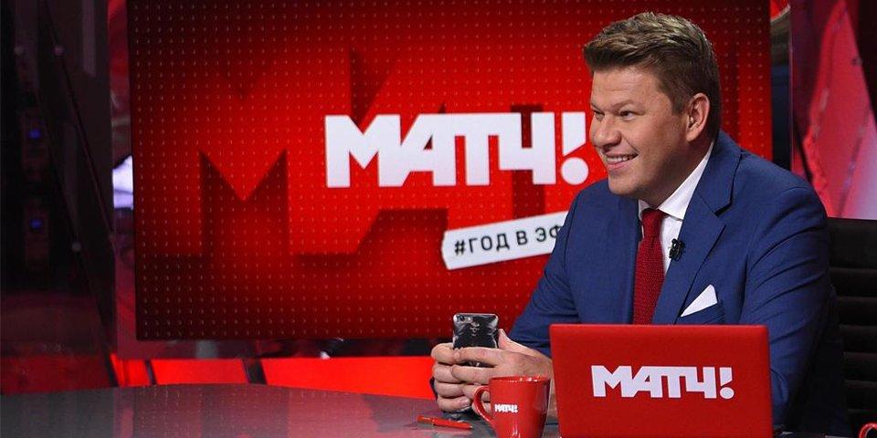 «Если начну качаться, тогда всем хана». Губерниев отвечает на вопросы зрителей «Матч ТВ»