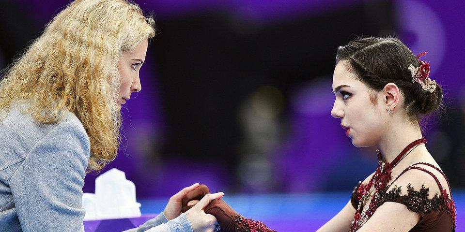 Брайон Орсер поведал о собственной реакции напросьбу Евгении Медведевой упражнять ее