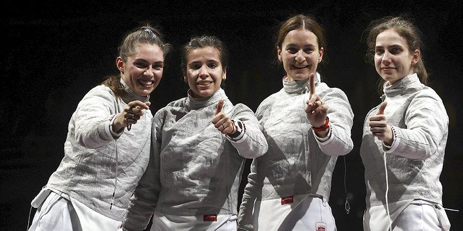 Ольга Никитина — о победе в командном турнире на Играх: «Эти эмоции невероятны»