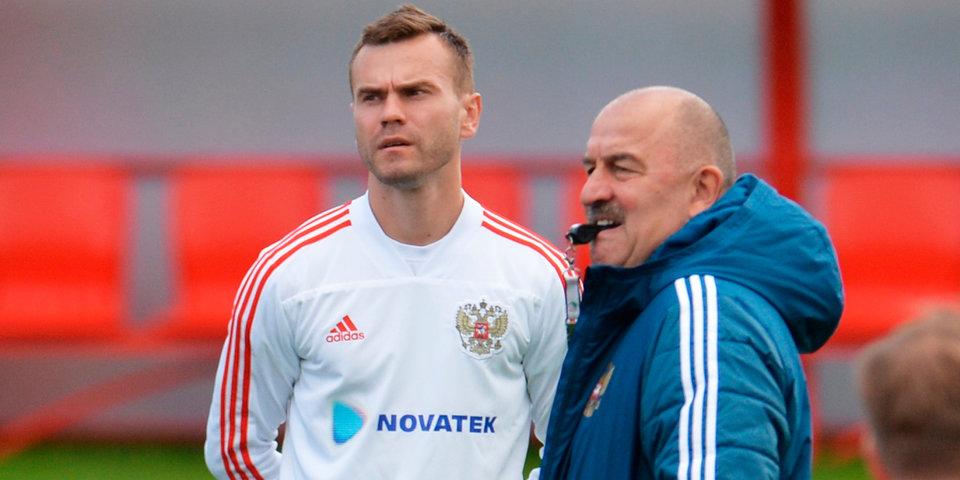 Акинфеев установил рекорд по «сухим» матчам среди россиян в Лиге чемпионов