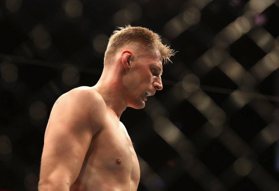 СМИ узнали имя нового соперника Волкова на турнире UFC в Москве