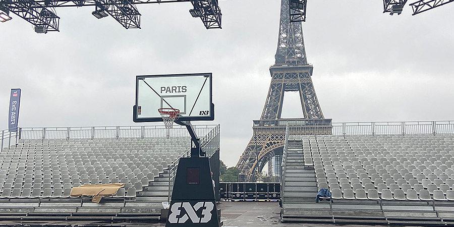 В Париже стартует чемпионат Европы 3x3 — по уровню он не ниже Олимпиады