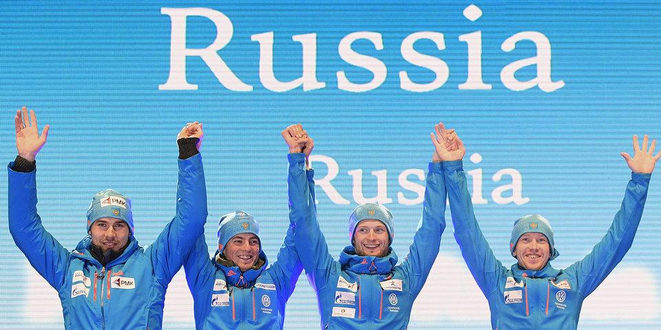 «Будет обидно не услышать гимн, если выиграем». Что российские биатлонисты говорят о решении МОК