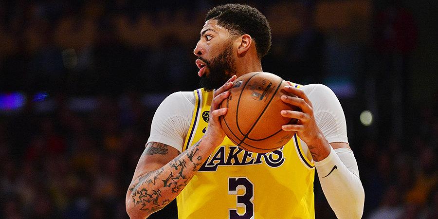 «Лейкерс» увеличили преимущество в серии против «Денвера» в полуфинале НБА