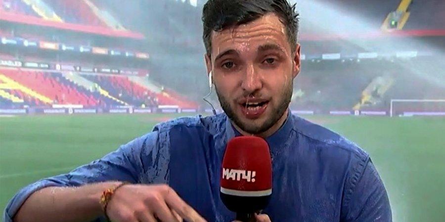 Евгений Евневич — об эпизоде с поливом воды на стадионе: «За границей делали мемы и сравнивали меня с Руни. Обидно, что у нас над этим не смеялись»