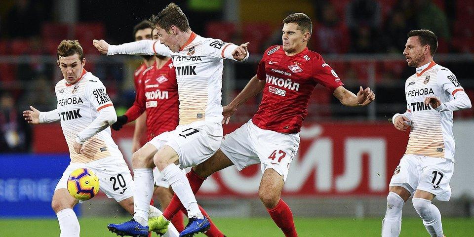 Андрей Червиченко: «В этом дворовом футболе «Спартак» просто оказался более удачливым»