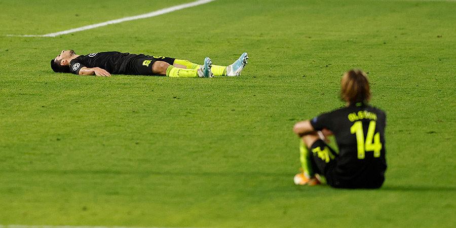 «Краснодар» в большинстве проиграл «Севилье» в матче Лиги чемпионов