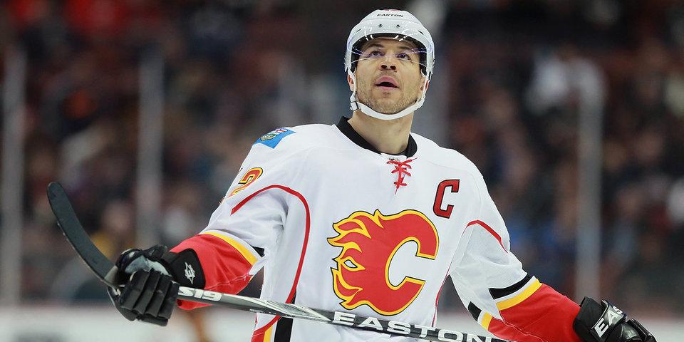 Игинла 30 июля объявит о завершении карьеры в НХЛ