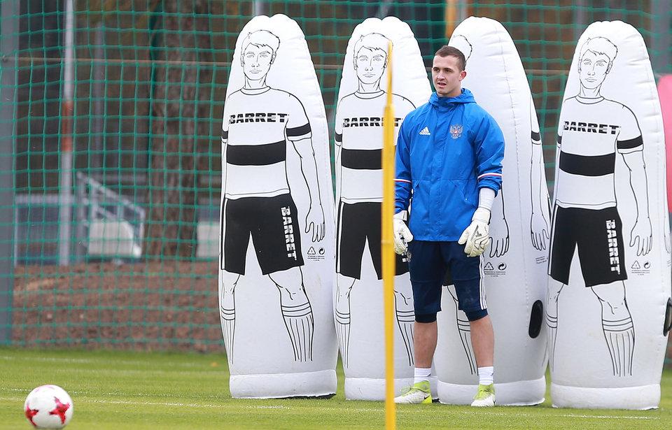 Андрей Лунев: «Я бы хотел сыграть против Аргентины и Испании, но решать будет тренер»