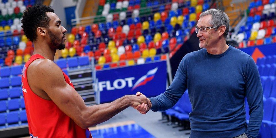 Сергей Базаревич: «Когда заменил Боломбоя в первый раз, сказал ему: «Это слишком хорошо»