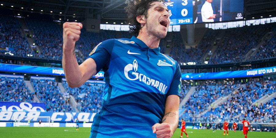 Вендел, Дриусси, Азмун, Оздоев и Круговой оказались не готовы играть с «Ахматом»