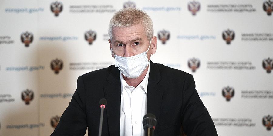 Олег Матыцин: «ВФЛА и World Athletics ведут достаточно конструктивный диалог»
