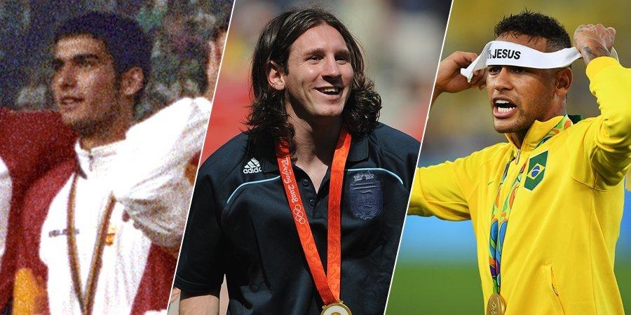 Футбольный турнир на Олимпиаде нельзя считать проходным. Там короновали легенд