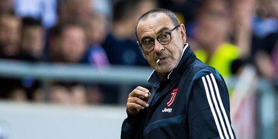 УЕФА не накажет «Ювентус» за перенос пресс-конференции перед игрой с «Локо»