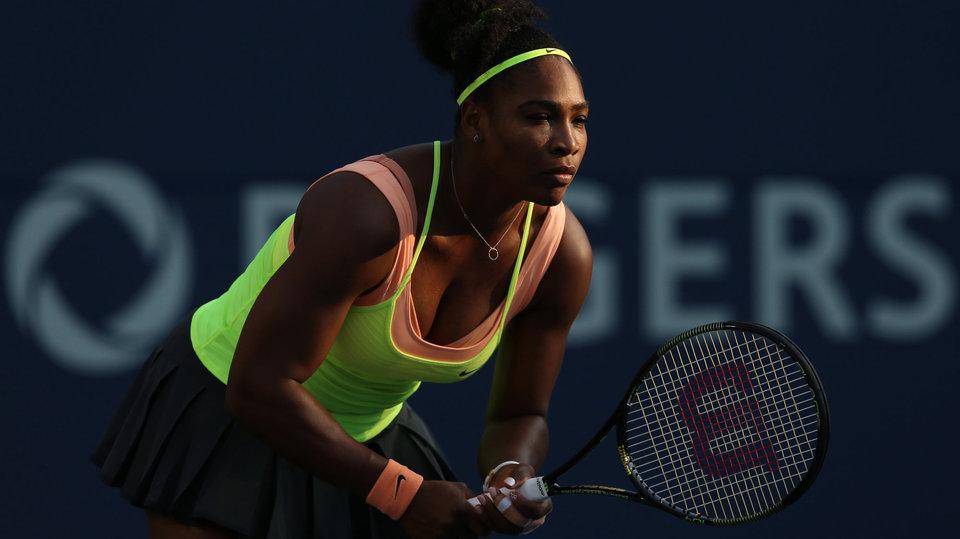 Уильямс выиграла уБушар ипробилась втретий круг Australian Open