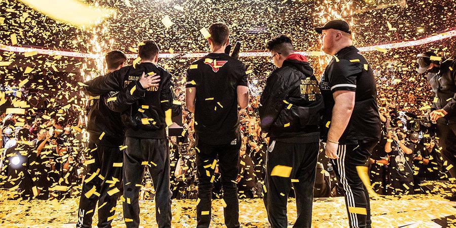 1,2 миллиона долларов заработала Atlanta FaZe за победу в лиге по Call of Duty