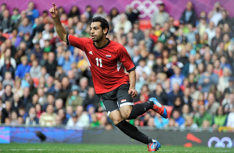 Сборная Египта уступила Греции, Дания сыграла вничью с Чили